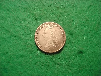 Extremely Rare 1893 Jubilee Head Sixpence PATTERN  PLEASE READ DESCRIPTION!!!