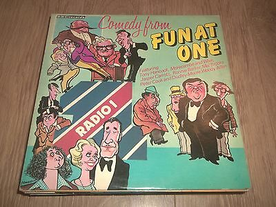 Comedy From Fun At One ~ Radio 1 Bbc Records Vinyl Lp Ex/vg+ 1979