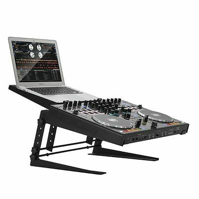 Reloop DJ Controller Station Laptop & Controller Stand