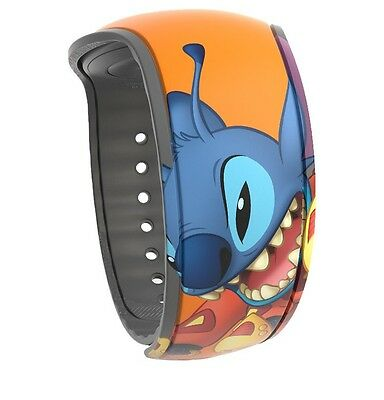 Disney World Stitch In Space Magic Band 2 Rare