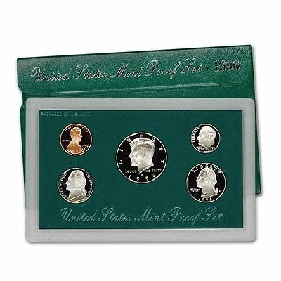 1996 United States Mint Proof Set