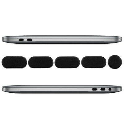 """kwmobile DUST PROTECTION SET FOR APPLE MACBOOK PRO 13"""" 15"""" (FROM 2016) TOUCHBAR"""