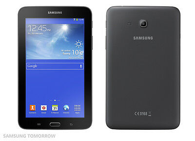 Samsung Galaxy Tab 3 Lite VE T113 7 inch 8GB Wi-Fi Black UU