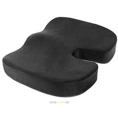 Coccyx Orthopedic Memory Foam Seat Cushion Pillow for Chair Car Office Home NEW