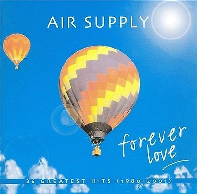 Forever Love: Greatest Hits by Air Supply (CD, Apr-2003, 2 Discs, BMG...
