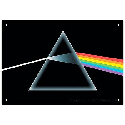 PINK FLOYD  DARK SIDE OF THE MOON  8 x 11.5 TIN SIGN BRAND NEW