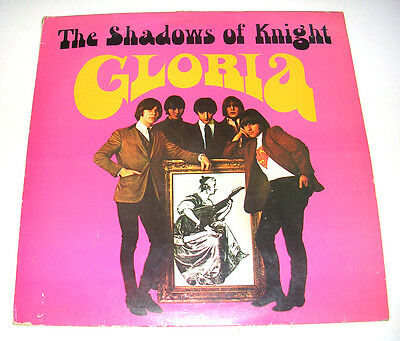 The Shadows Of Knight 'gloria' 1979 Re-Issue Of 1966 Stereo Lp Vg/g
