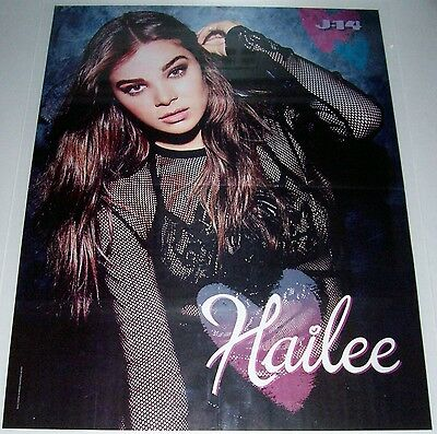 "HAILEE STEINFELD - THE DOLAN TWINS - 22"" x 16"" MAGAZINE POSTER"
