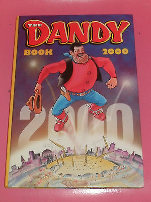 The Dandy Book Annual 2000 (Unclipped)