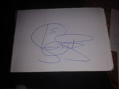 Hibs Liam Fontaine HAND SIGNED card