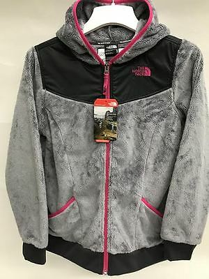 Nwt Girls Size S The North Face Oso Hoodie Grey 2Rch-85V