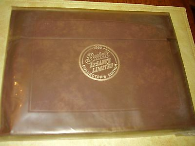1985 Buick LeSabre Limited Collector's Edition Suede Book Pictures