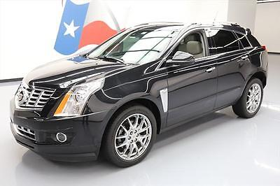 2013 Cadillac SRX Performance Sport Utility 4-Door 2013 CADILLAC SRX PERFORMANCE PANO ROOF NAV 20'S 43K MI #643865 Texas Direct