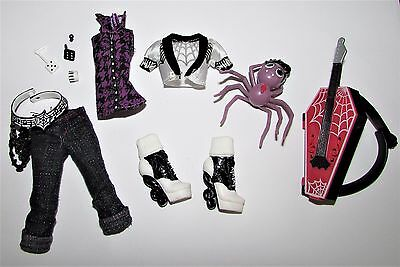 Clothes/Shoes inc Ring from Monster High Signature Operetta Doll