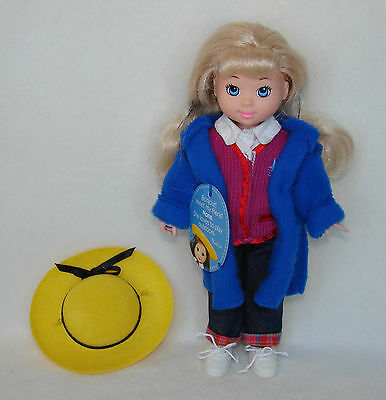 """Madeline 8"""" Doll Friend Nona Excellent Condition!"""