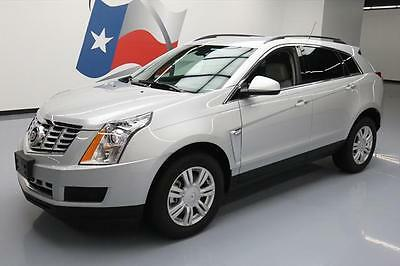 2015 Cadillac SRX Base Sport Utility 4-Door 2015 CADILLAC SRX 3.6 LEATHER BOSE AUDIO ALLOYS 11K MI #536165 Texas Direct Auto