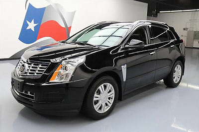 2015 Cadillac SRX Luxury Sport Utility 4-Door 2015 CADILLAC SRX LUXURY PANO SUNROOF NAV REAR CAM 18K #596923 Texas Direct Auto