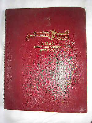 NEW INTERNATIONAL ATLAS OF THE WORLD 1941 EDITION hard cover large