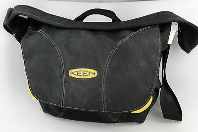 "KEEN Messenger Bag BLACK 14"" X 15"""