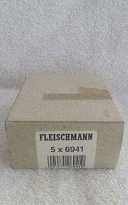 Fleischmann HO 6941 box of 5 new clamping plates