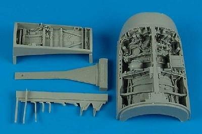 AIRES 2129 Wheel Bay for Academy Kit F-16I SUFA in 1:32