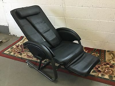 Homedics Faux Leather Reclining Massage Chair
