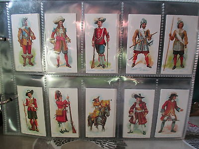 Victoria Gallery**old Englands Defenders(Players) **set Of 50 Cards