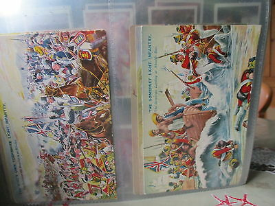 Thomson-The Wizard**battles For The Flag**2 Large Cards