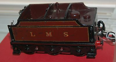 Hornby Series O Gauge Royal Scot Tender In Lms Red Livery Boxed