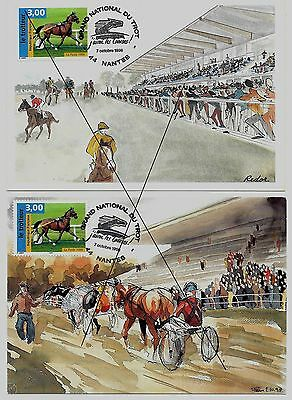 2 Cpm - Nantes - Grand National Du Trot - Cheval - Course