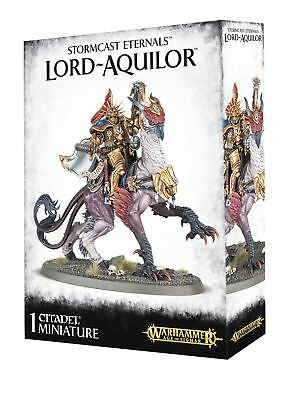 Pre-Order (February 25th) Stormcast Eternals: Lord-Aquilor