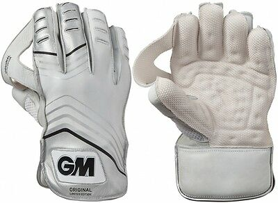 2017 Gunn and Moore Original Limited Edition Wicket Keeping Gloves Size Mens