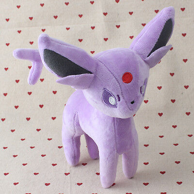 +Umbreon Espeon Eevee Plush Pokemon Soft  Doll Cuddly Teddy Day Irbesartan 6.5''