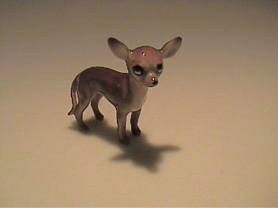 Vintage 1950's Hagen Renaker Miniature Standing Chihuahua Dog