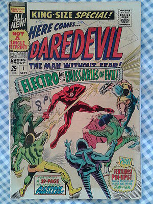 Daredevil Annual King Size Special 1 (1967)