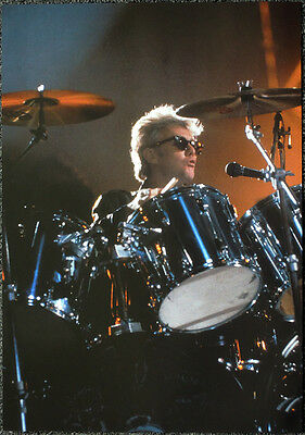 Queen Poster Page Roger Taylor R69