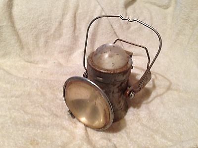 Vintage, Railway Lamp, Torch, Ever Ready