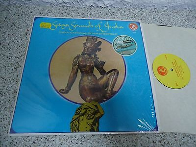 LP Indian National Sitar Ensemble - Sitar Sounds Of India 1978