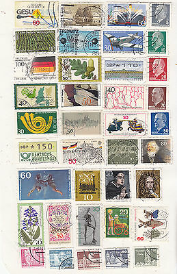 GERMANY 4 Mint Rest FINE USED on Old Album Page