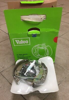 Valeo Kit Freins A Tambours Arriere @ Neuf @ Ref 554709 @ Renault Clio I @ N2205