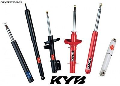 Kyb Shock Absorbers Pair Toyota Corolla Zre182R Rear 10/12- Eng: 2Zrfe 1.8L