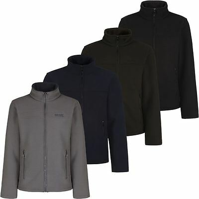 72%OFF Regatta Outdoor Gibben Funnel Neck Mens Sherpa Bonded Fleece Jacket