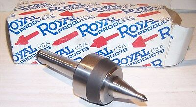 Royal Products 10213 3 MT Spindle Type Live Center