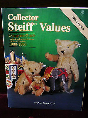 Collector Steiff Values by Peter Consalvi, Sr