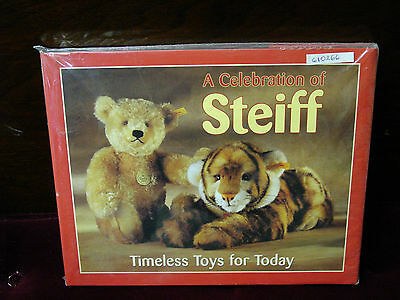 A Celebration of Steiff - Timeless Toys for Today Book