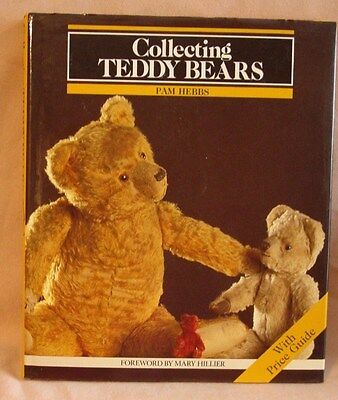 Book - Collecting Teddy Bears by Pam Hebbs