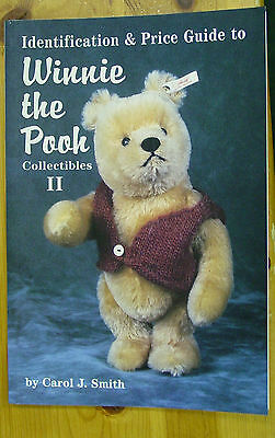 Identification & Price Guide to Winnie the Pooh Collectibles II by Carol Smith