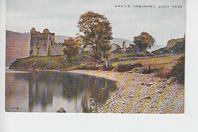 Castle Urquhart, Loch Ness, Inverness-shire