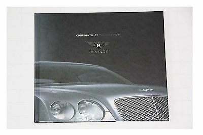 Bentley Continental GT The Inside Story Brochure
