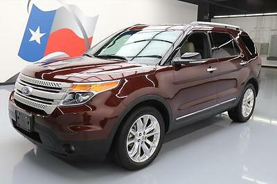 2012 Ford Explorer  2012 FORD EXPLORER XLT 7-PASS LEATHER REAR CAM 20'S 46K #A71129 Texas Direct